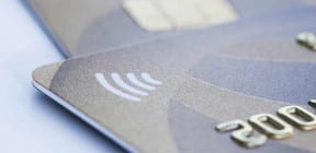 Contactless debit card - photo: Ramon L Farinos