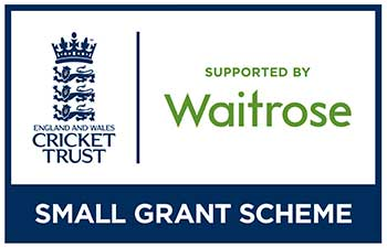 England and Wales Cricket Trust Small Grants Scheme supported by Waitrose