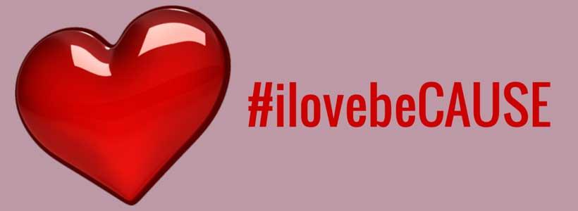 #ilovebeCAUSE - everydayhero's Valentine's Day campaign