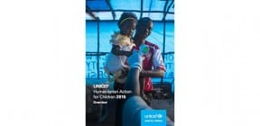 Unicef Humanitarian Action for Children Report 2015
