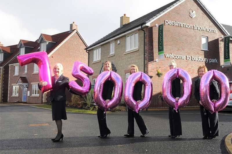 Persimmon Community Fund is offering £750,000 to charities and local groups.
