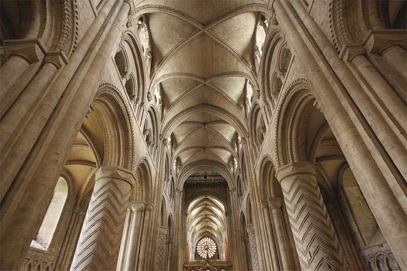 Building support for Durham Cathedral with LEGO | UK ...