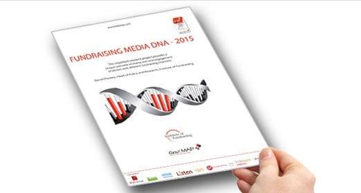 Fundraising Media DNA report 2015