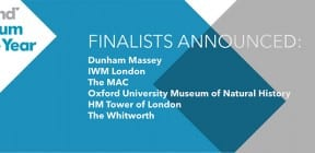 Finalists in the Art Fund Museum of the Year Prize 2015