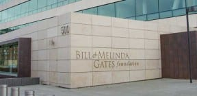 Bill and Melinda Gates Foundation: photo - Iembi on Shutterstock.com