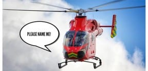 Name a London's Air Ambulance helicopter