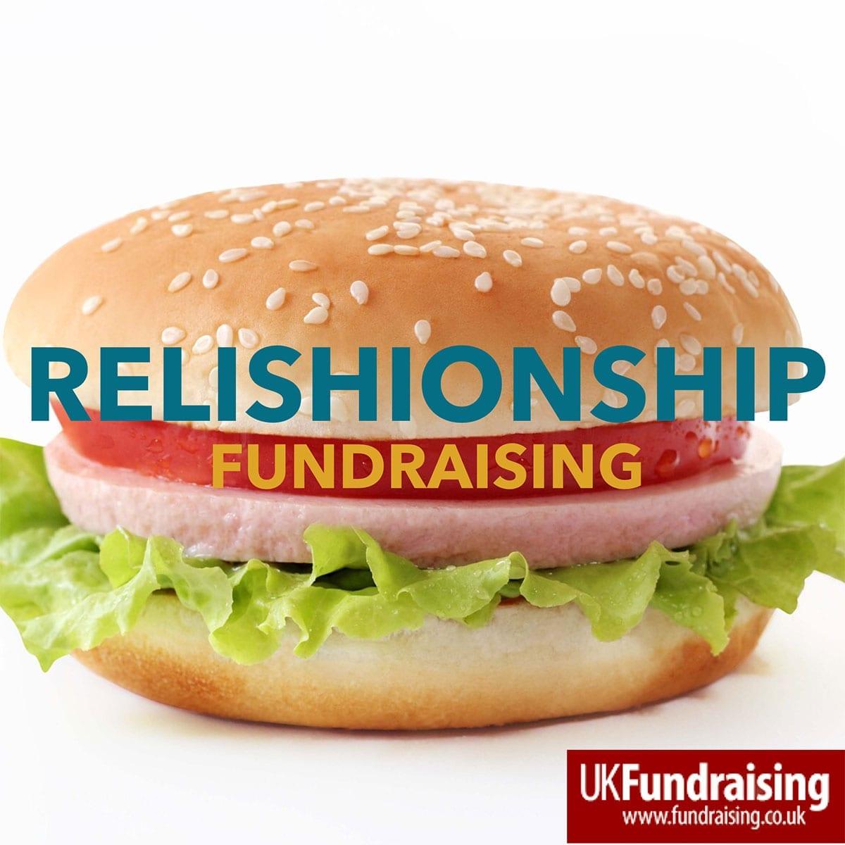 Relishionship fundraising