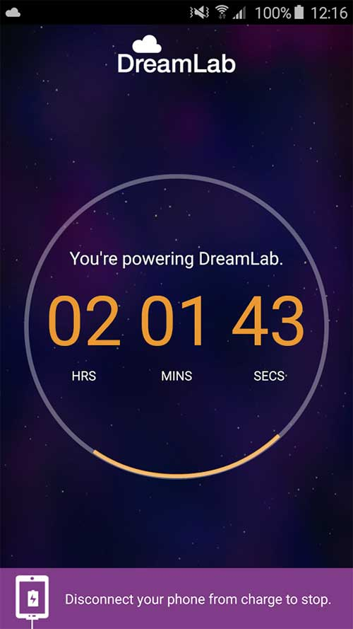 You are powering DreamLab