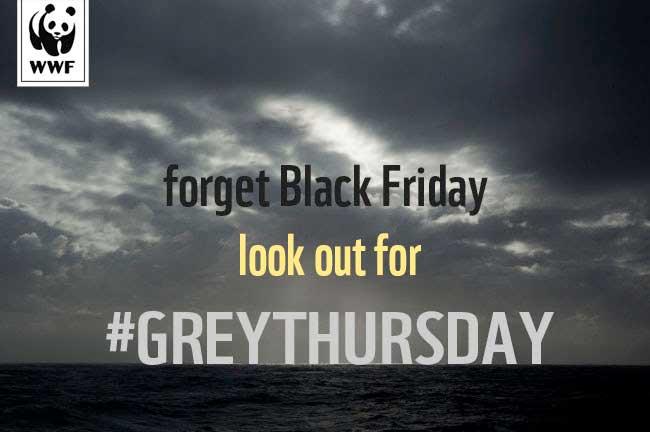 WWF #GreyThursday