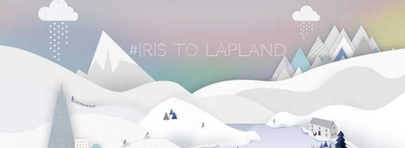 Iris to Lapland